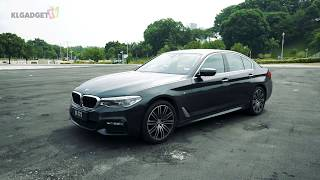 BMW G30 530i M Sport: The Techy Business Athlete