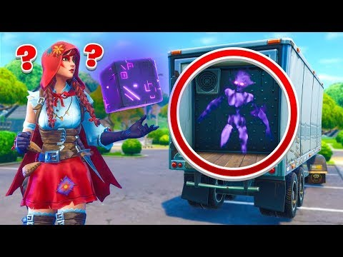 *NEW* INVISIBLE Hide & Seek in Fortnite!