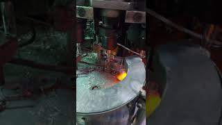 원적외선램프 플래어 절단영상