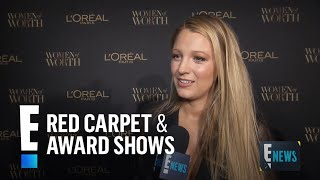 Blake Lively Reveals Beauty Secrets That Work | E! Live from the Red Carpet