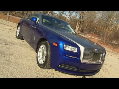 Rolls Royce Wraith: Fast, gorgeous and fun - YouTube