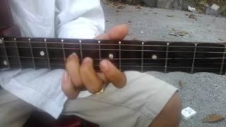 Hướng dẫn guitar bài Lý Sâm Thương (Chữ đàn Danh cầm Văn Hải)