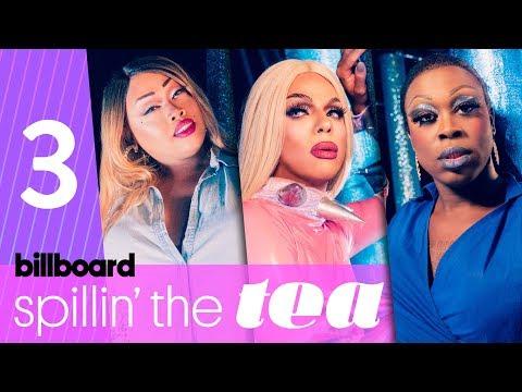 Spillin The Tea: Gender Pronouns & Trans Representation in Entertainment | Billboard