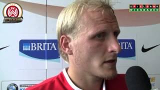 [SVWW] Alf Mintzel nach dem Spiel gegen Münster [SV Wehen Wiesbaden]
