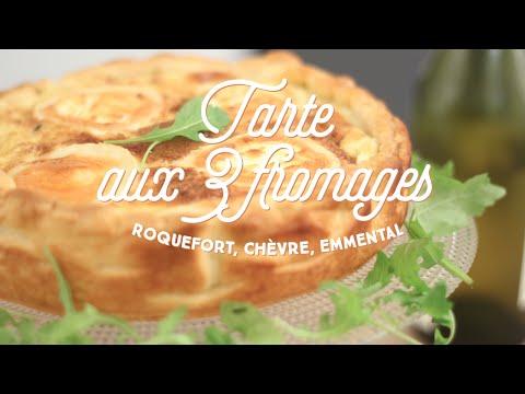 tarte-aux-3-fromages-facile-et-délicieuse