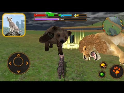 Clan Of Cats Defeat All The Super Bosses (Lion, Goat and Bear) IOS Gameplay |Newbie Gaming