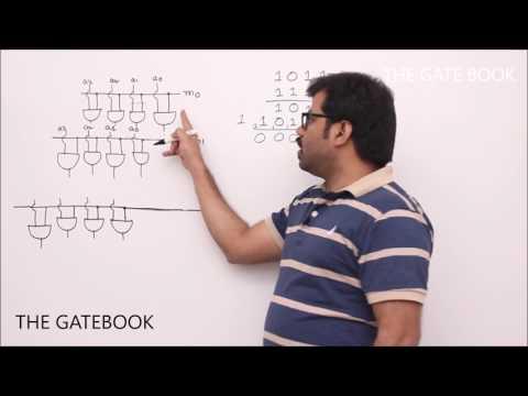 Array multiplier - Part 1