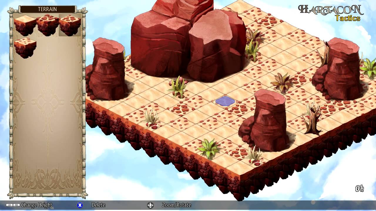 Superb Hartacon Tactics   In Game Isometric Map Editor   Desert Set   YouTube