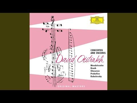Wieniawski: Etudes-Caprices For 2 Violins, Op.18 - Arr. Unknown - No.5 In E Major