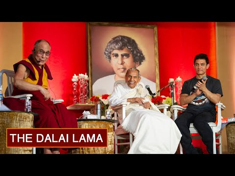 Interactive Session with H.H. the Dalai Lama & Rev. Dada J.P
