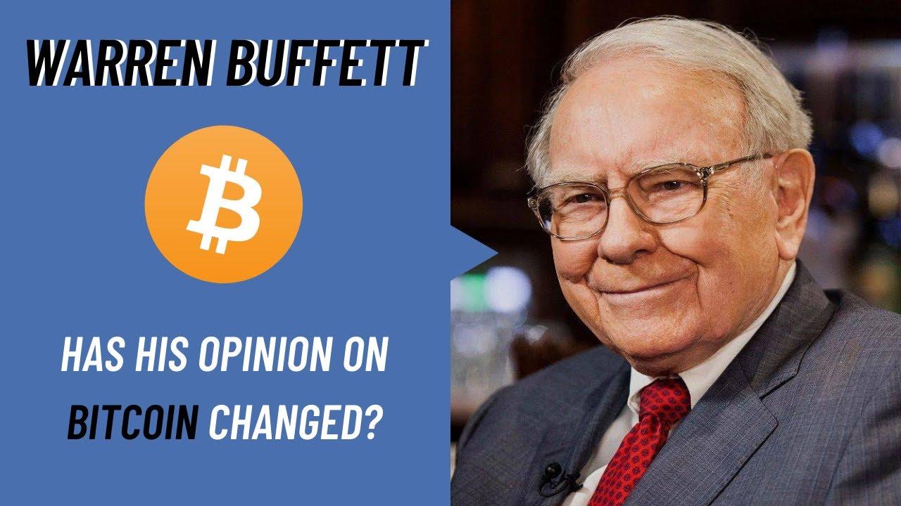 q es kripto trgovac je warren buffett koji ulaže u bitcoin