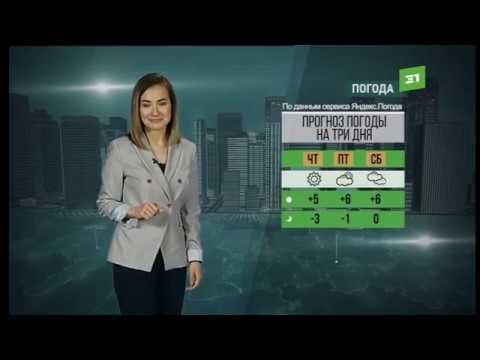 Прогноз погоды от Карины Халитовой на 18,19,20 апреля