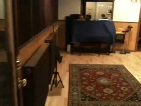 Sleeping at Last studio journal mini clip