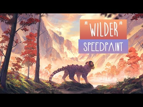 Wilder | SPEEDPAINT | Photoshop CC