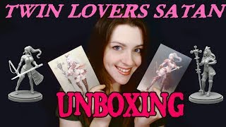 Kingdom Death Twin Lovers Satan Unboxing (Encore Edition)