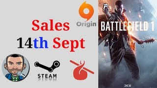 Sales & Deals 14th  September | Low Budget Gaming