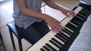 ピアノ、とっても楽しいです^^