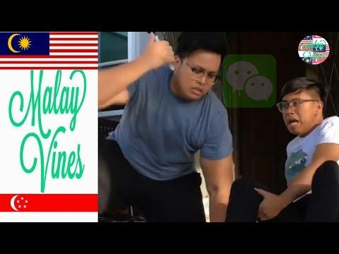 Drama WiCet - @Luqmanpodolski @Adibalexx & Budak WeChat | Malay Vines