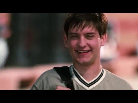 Tobey Maguire Peter Parker asking Gwen Stacy out