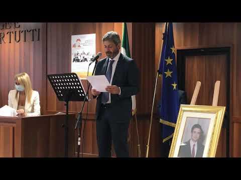 Trent'anni dalla morte di Rosario Livatino: il discorso del Presidente Fico