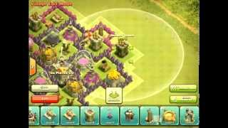"Clash of Clans - TH8 Farming Base - ""Confusion"""