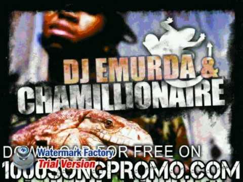 chamillionaire - turn it up remix - DJ Emurda And Chamillion