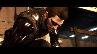 Deus Ex  Mankind Divided Gameplay Trailer - Story Cinematic - E3 2015