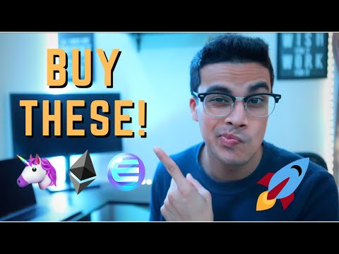 Top 3 Crypto to Buy in March 2021 (Huge POTENTIAL)