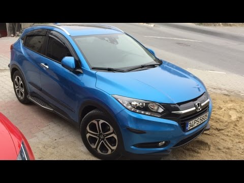 Test || Honda HR-V 1.5 i-Vtec Executive Manuel - #17