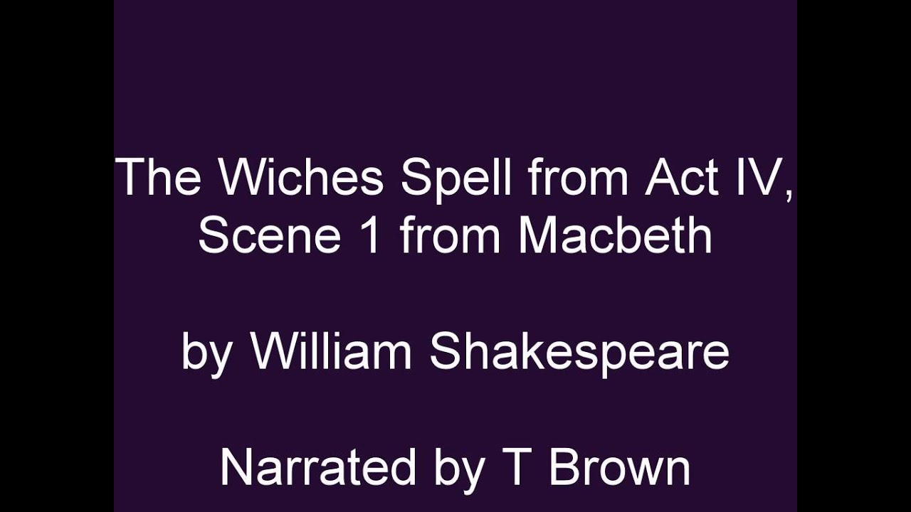 the influence of the witches on macbeth in shakespeares macbeth Macbeth's ambition soon spirals out of control and forces him to murder again and again to cover up how do the witches in shakespeare's 'macbeth' witches drive.
