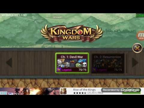 Kingdom Wars All Chapter Final Boss