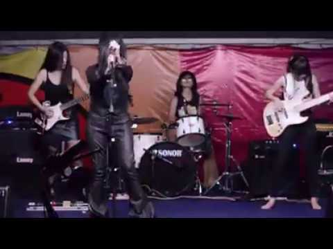 Doctor Doctor - Iron Maiden Cover by Shewolves [Malaysia All Girls Metal Band]