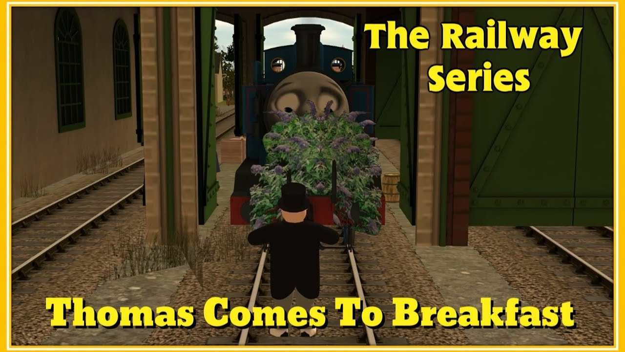 The Railway Series  Thomas Comes To Breakfast  V2