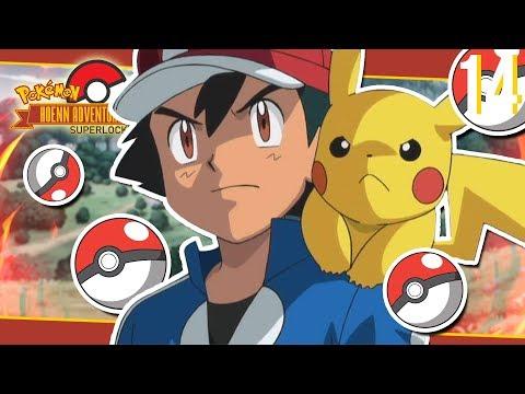 Pokémon H SuperLocke Ep.14 - OS PRESENTO A MI NUEVO EQUIPO POKÉMON