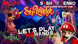 Sir Lovelot Gameplay (Chin & Mouse Only)