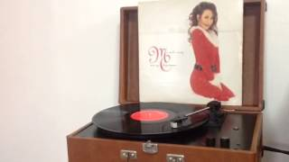 Mariah Carey - All I Want for Christmas is You on Vinyl Video