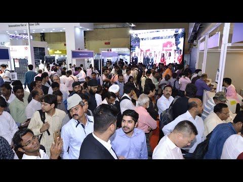 Highlights of Intersolar India 2016