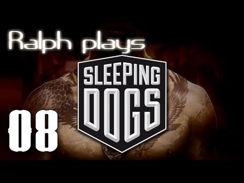 Sleeping Dogs: Popstar Bust (Let's play part 08)