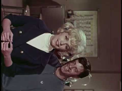 Nutty Professor Bloopers - Jerry Lewis Directs Stella Stevens
