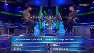 Canasta-Kanister | Millionenshow