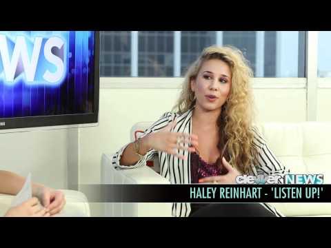 Haley Reinhart Interview - Listen Up Album 2012