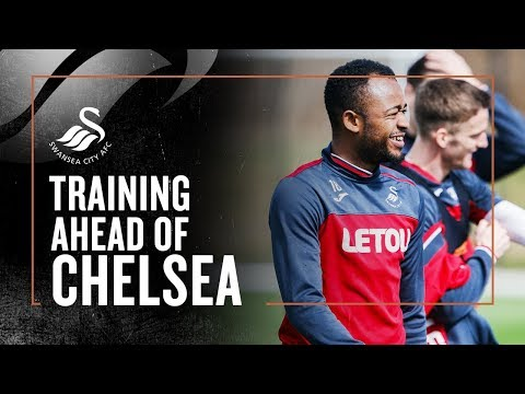 Training ahead of Chelsea | Swans prepare for Liberty clash ⚽️