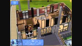 The Sims 3: Town Life Stuff Pack - Item & Lot Showcase