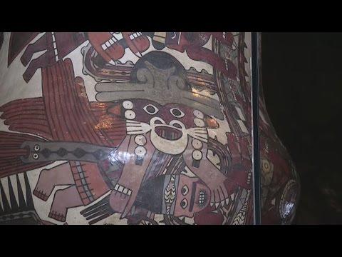 Inédita muestra sobre el virtuoso arte de las Líneas de Nazca
