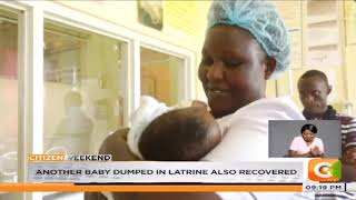 Child found alive in a mortuary in Webuye