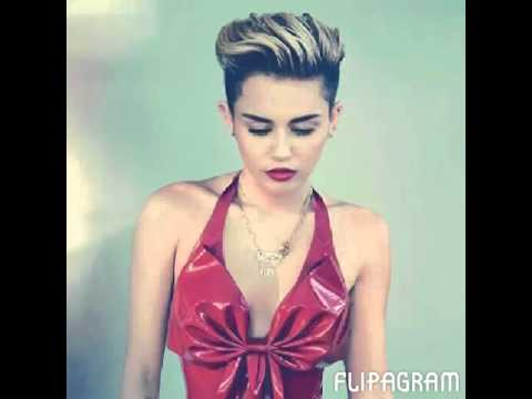 Miley cyrus (wrecking ball♥)