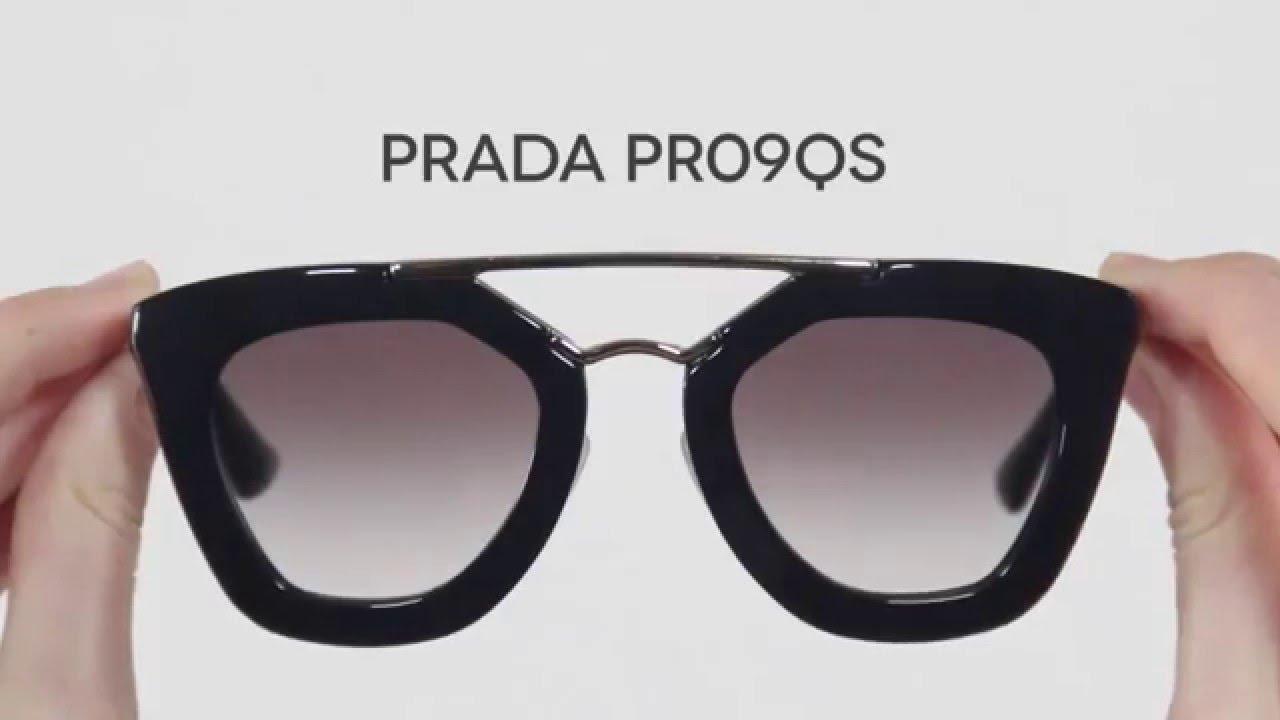 d7a688b7e400 Prada PR09QS Sunglasses Review