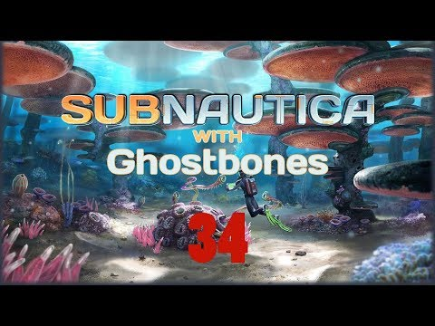 Subnautica- Part 34: Floating Island Wreck