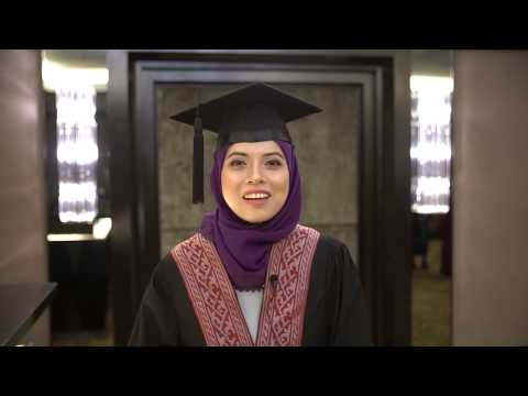 Asia School of Business Students share emotional moments before graduation - PART 1
