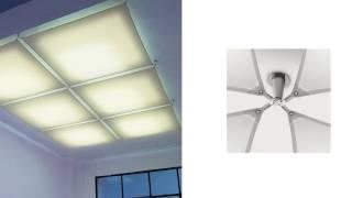 Veroca 2(Потолочный светильник Veroca 2. Фабрика B.Lux Испания купить : http://svetonoff.ru/index.php?pid=37&product_id=101889 facebook ..., 2013-10-26T16:15:06.000Z)